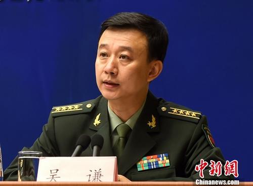 资料图:吴谦。<a target='_blank' href='http://www-chinanews-com.tinafeld.com/'>中新社</a>记者 张勤 摄
