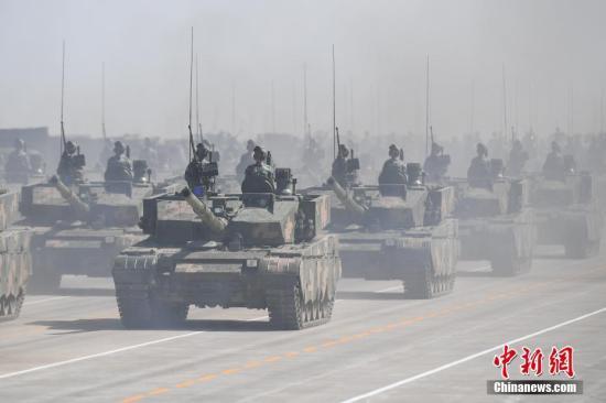 中国第一支专业化蓝军旅参加34场实兵演习 33胜1负