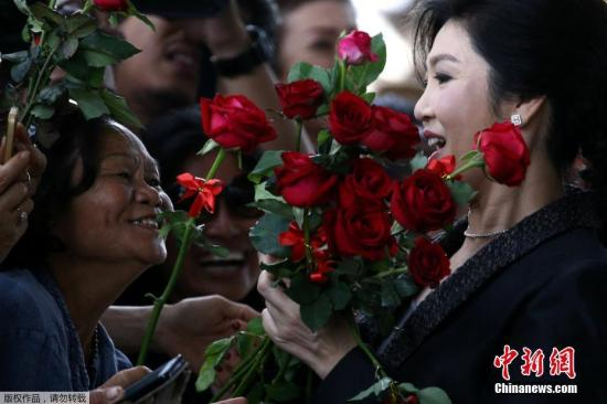 """澳门日报:英拉""""失踪""""后泰国政局或趋稳"""