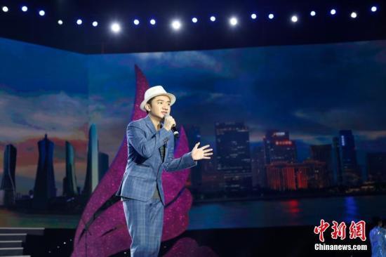 资料图:王祖蓝。中新社记者 王远 摄