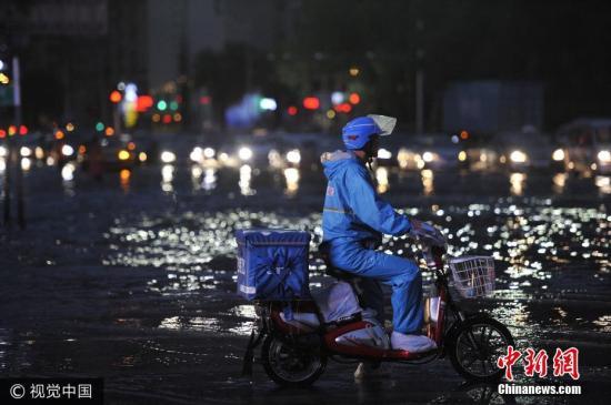 东北部分省份因暴雨遭受洪涝灾害 经济损失惨重
