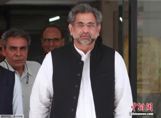 巴基斯坦国民议会8月1日选举执政党巴基斯坦穆斯林联盟(谢里夫派)候选人沙希德?哈坎?阿巴西为新任总理。