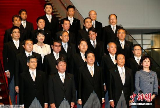 日本自民党政权稳固 企业纷纷押宝捐款连年增长