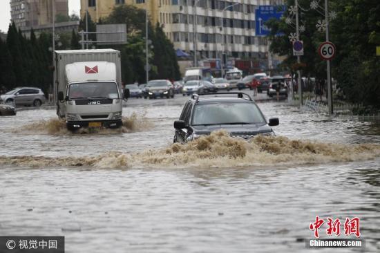 辽宁洪涝灾害致3人死亡 直接经济损失21.9亿元