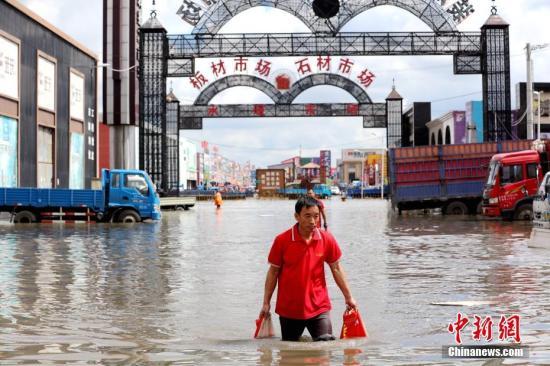东北3省局地遭受洪涝灾害 直接经济损失9.9亿元