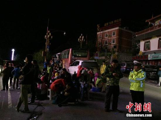 四川九寨沟发生7.0级地震 已经造成9人死亡、164人受伤