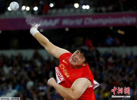 北京时间8月10日凌晨,2017年伦敦田径世锦赛第六比赛日。女子铅球决赛中,中国选手巩立姣以19米94夺冠,这是巩立姣首夺国际大赛的金牌,也是中国田径队本次伦敦世锦赛摘得的第一枚金牌。