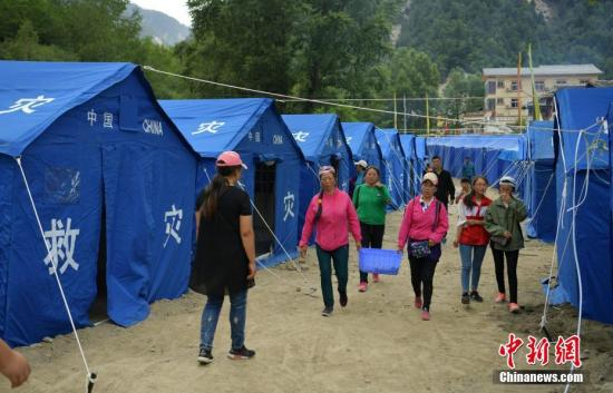 中国红基会募集近500万元款物驰援三灾区
