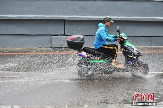 河南湖北等地局地有大暴雨 国家防总提前部署防范