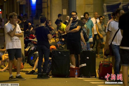 国际述评:巴塞罗那再敲警钟 欧洲反恐何去何从?