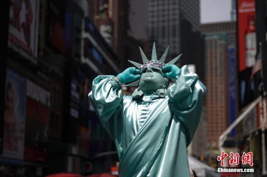 """台湾女子游美遭莫名殴打""""纽约梦""""或因歧视"""