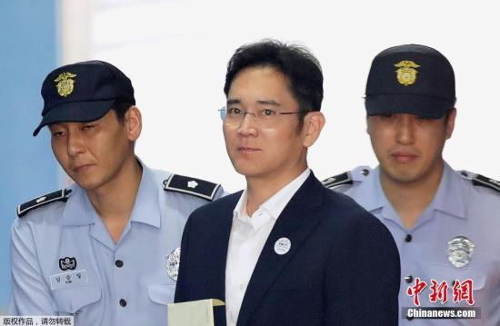 """朴槿惠""""亲信干政""""案发回重审 三星李在镕或获实刑"""