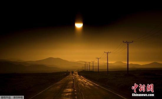 阿塔卡马沙漠本是世界上最为干燥的荒漠之一。