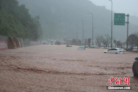 西南部分地区遭受洪涝风雹灾害 直接经济损失4900万元