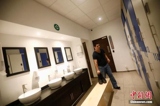 资料图片:墨西哥胶囊酒店。 图片来源:视觉中国