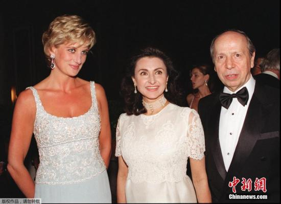 外媒:BBC承认当年曾用欺诈手段对戴安娜王妃进行专访