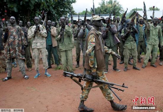 资料图:南苏丹