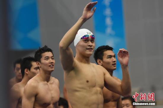 7日赛事前瞻:孙杨日冲双金 羽球女单新老对决