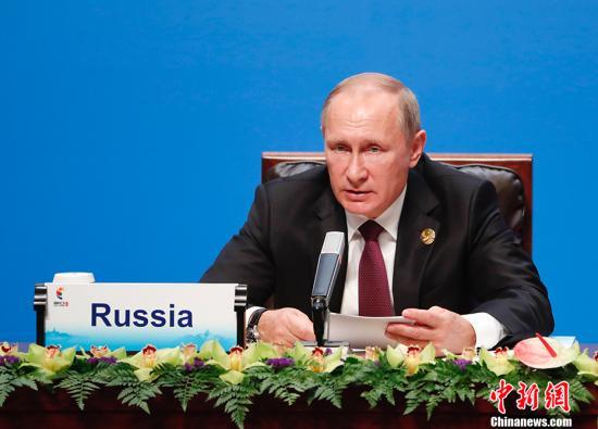 资料图:俄罗斯总统普京。 中新社记者 杜洋 摄