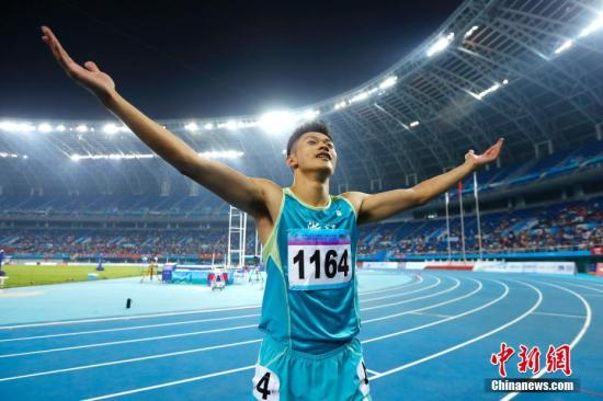China's Xie Zhenye makes 100m sprint history at 9.97 seconds
