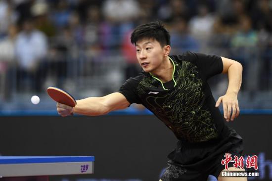 国乒男女队小组赛五连胜 强势晋级世乒赛八强