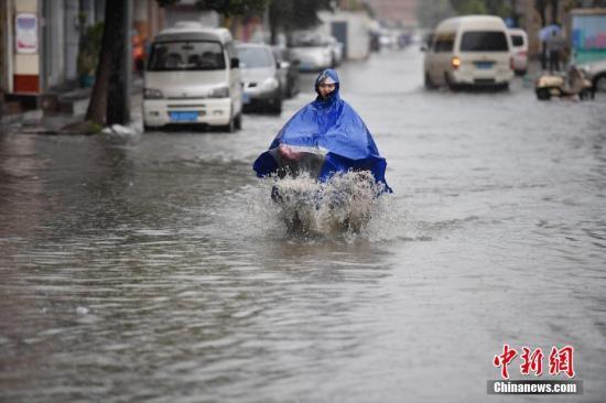 去年中国气温偏高降水略偏多 气象灾害处于偏轻年份