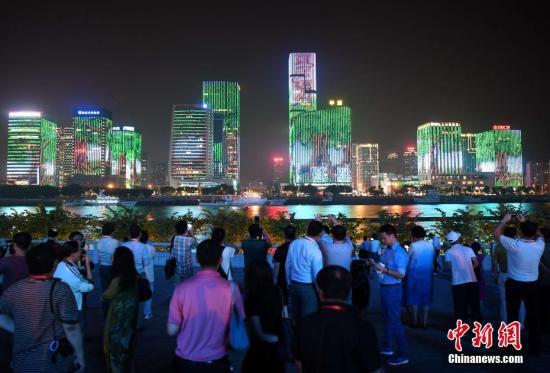 福州市委书记:主动对标雄安新区 推进滨海新城建设