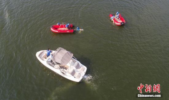 交通部:已对海水上搜救社会力量发放奖金9000余万元