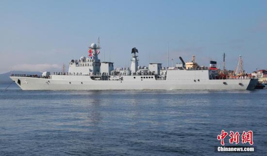 国防部:新时代中国国际军事合作转型重塑