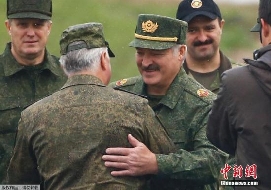白俄罗斯第六届总统选举结束 民调显示现任总统卢卡申科胜选