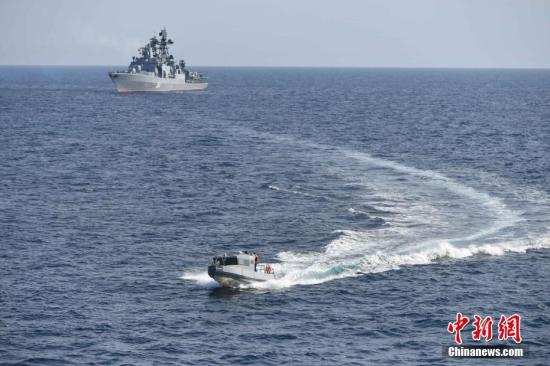 China and Russia may conduct joint naval exercises in late April