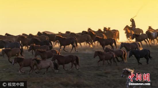 资料图:内蒙古。图片来源:视觉中国