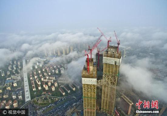 资料图 南京 图片来源:视觉中国