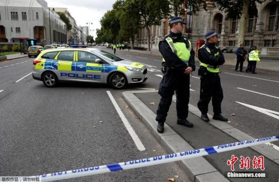 英国警方需新增逾13亿英镑拨款 以打击恐怖主义