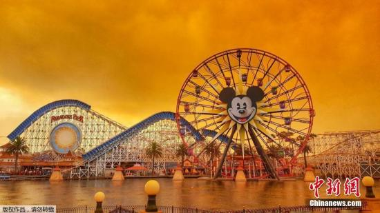 Disney slams California's theme park reopening plan