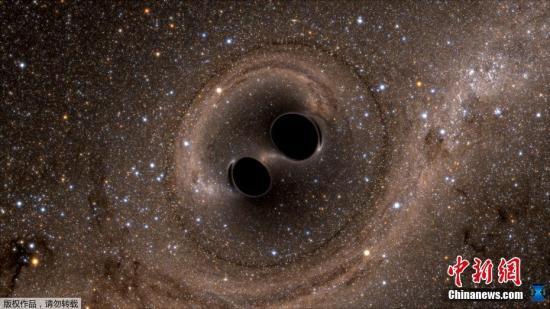 """10月16日,全球多国科学家同步举行新闻发布会,宣布人类第一次直接探测到来自双中子星合并的引力波,并同时""""看到""""这一壮观宇宙事件发出的电磁信号。"""