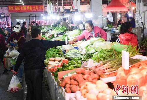 China's retail sales up 3.3 pct in September