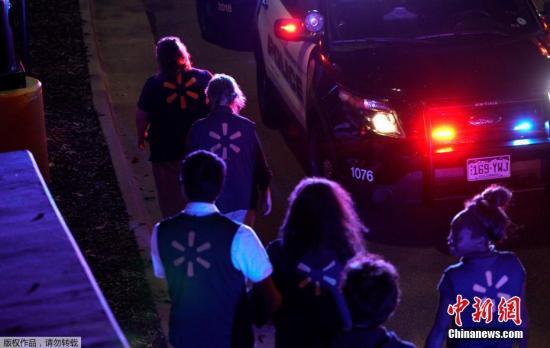 当地时间11月1日晚间,美国科罗拉多州丹佛市郊区一家超市发生枪击事件。