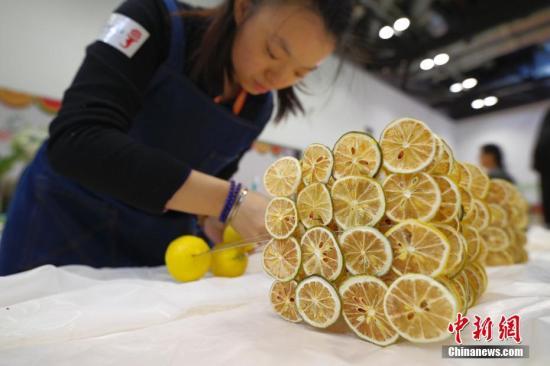 资料图片:柠檬。