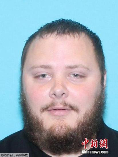 图为枪手戴文・凯利的驾照照片。
