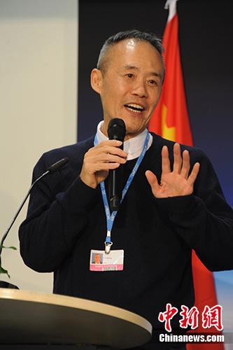 """王石谈""""新身份"""":不当董事长了环保还要继续做"""