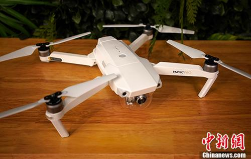 Drone maker DJI allays American concerns about safety of products