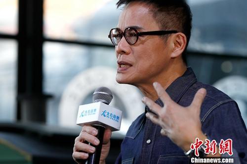 资料图片:著名音乐人罗大佑。<a target='_blank' href='http://www.chinanews.com/'>中新社</a>记者 富田 摄