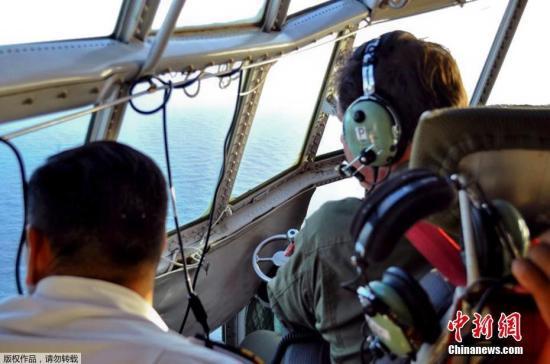 """资料图:阿根廷""""圣胡安""""号潜艇自15日失踪后就音讯全无,多方参与搜寻行动。"""