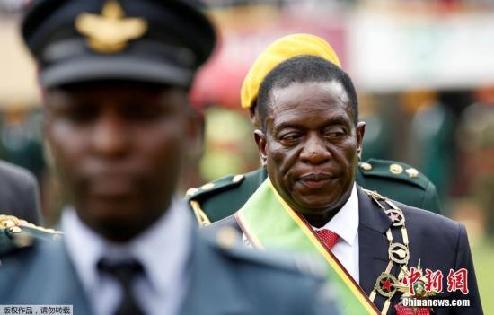 津巴布韦申请重返英联邦 英国官员:非常期待