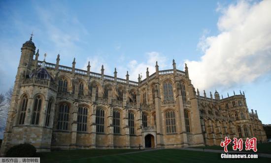 英国王室11月28日在官方网站上,正式发布哈里王子和梅格汉・马克尔女士的婚礼信息。发布的公告称:威尔士亨利王子殿下和梅格汉・马克尔女士的婚礼将于2018年5月,在温莎城堡的圣乔治教堂举行;女王陛下已准许婚礼在该教堂举行;王室将为婚礼支付费用;关于婚礼的更多细节将在适当的时候公布。图为温莎城堡(资料图)。