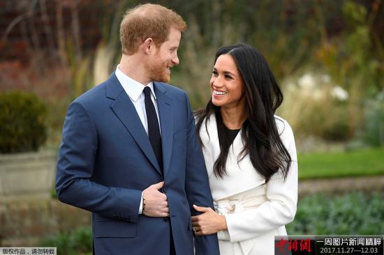 哈里王子婚礼细节曝光 新娘婚礼上不会有首席伴娘