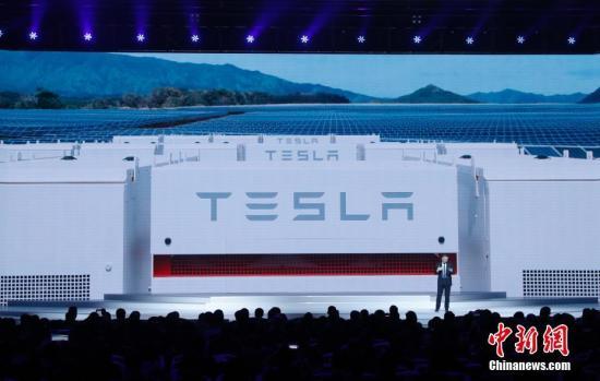 """特斯拉""""超级工厂""""将落地上海 看特斯拉的中国生意"""