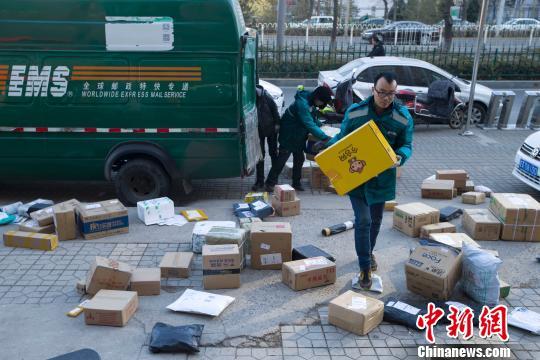 邮政局:2035年,中国基本建成现代化邮政强国
