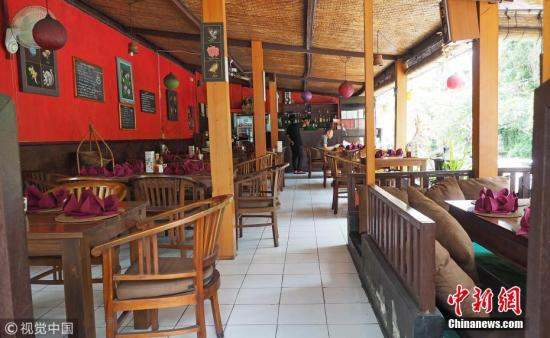 印尼政府仍在评估何时向外国游客开放巴厘岛